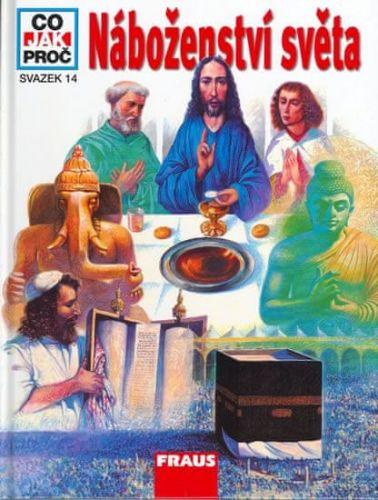 Hausten Annett: Náboženství světa - Co,Jak,Proč? - svazek 14 cena od 126 Kč