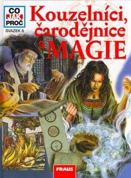 FRAUS Kouzelníci, čarodějnice a magie cena od 151 Kč