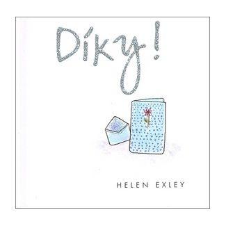 Helen Exley: Díky! cena od 119 Kč