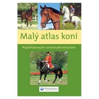 Malý atlas koní cena od 133 Kč