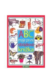 LIBREX ABC moje první obrázková knížka cena od 106 Kč