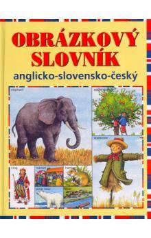 Obrázkový slovník anglicko - slovensko - český cena od 146 Kč