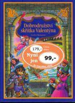 Carlos Busquets: Dobrodružství skřítka Valentýna cena od 89 Kč