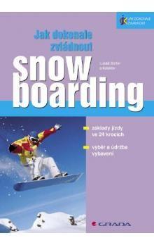 Lukáš Binter: Jak dokonale zvládnout snowboarding cena od 55 Kč