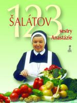 Anastazja Pustelnikova: 123 šalátov sestry Anastázie cena od 133 Kč