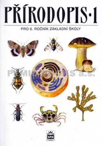 Vladimír Černík: Přírodopis 1 pro 6.ročník základní školy - Zoologie a botanika cena od 87 Kč