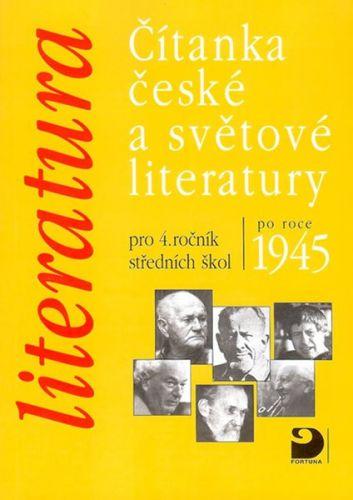 Vladimír Nezkusil: Čítanka české a světové literatury pro 4.ročník středních škol cena od 125 Kč
