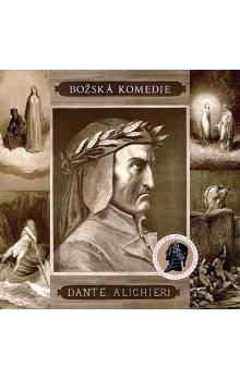 Dante Alighieri: Božská komedie - CD cena od 129 Kč