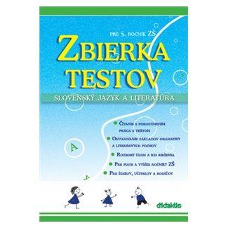 Renáta Lukačková: Zbierka testov cena od 170 Kč