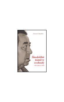 Emanuel Mandler: Škodolibé úsměvy svobody z let 1955 až 1992 cena od 134 Kč