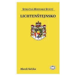 Marek Vařeka: Lichtenštejnsko cena od 139 Kč