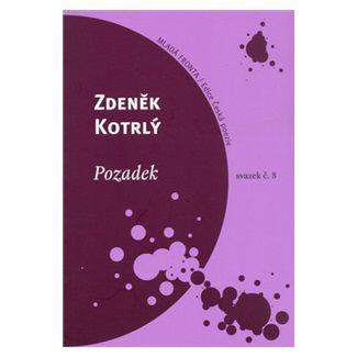 Zdeněk Kotrlý: Pozadek cena od 71 Kč