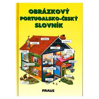 Obrázkový portugalsko-český slovník cena od 140 Kč