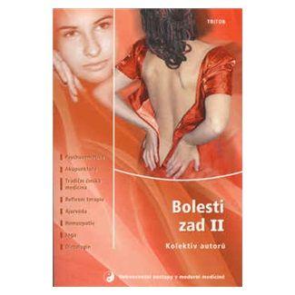 Kolektiv autorů: Bolesti zad II cena od 79 Kč