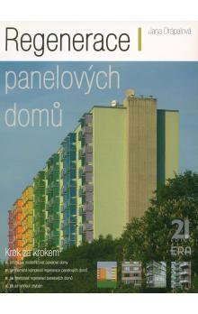 Jana Drápalová: Regenerace panelových domů cena od 63 Kč