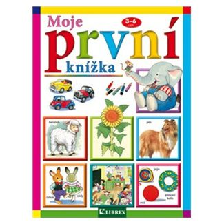 LIBREX Moje první knížka 3-6 let cena od 95 Kč