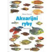 GRANIT Akvarijní ryby cena od 145 Kč