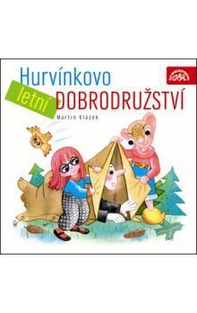 Martin Klásek: Hurvínkovo letní dobrodružství CD cena od 152 Kč