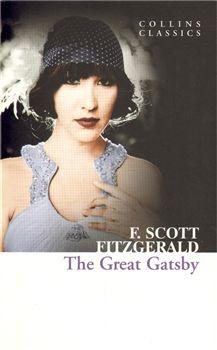 HarperCollins The Great Gatsby cena od 79 Kč