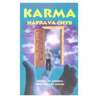 Alexander Svijaš: Karma Náprava chyb cena od 168 Kč