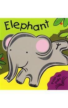 3C Publishing Elephant - Pop Up Book cena od 97 Kč