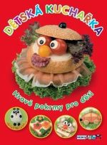 Sergiy Kabachenko: Dětská kuchařka - Hravé pokrmy pro děti - Sergiy Kabachenko cena od 135 Kč