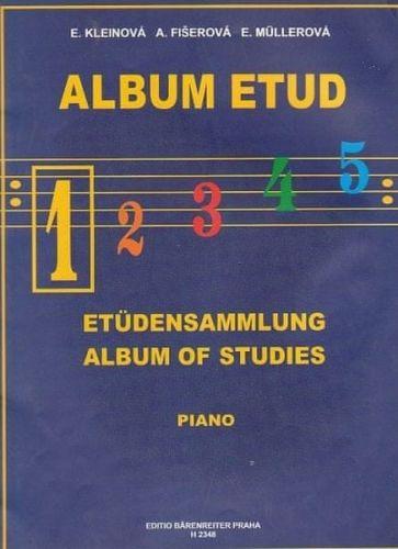 Album Etud 1 cena od 99 Kč