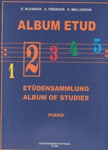 Album Etud 2 cena od 102 Kč