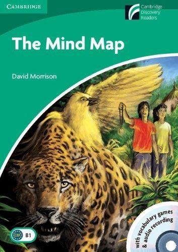 Cambridge The Mind Map+CD - David Morrison cena od 112 Kč