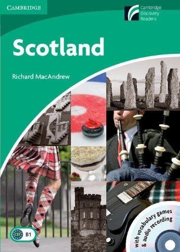 MacAndrew Richard: Scotland: w. gratis CD cena od 112 Kč