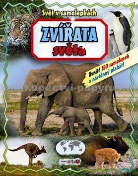 REBO Productions Zvířata světa cena od 66 Kč