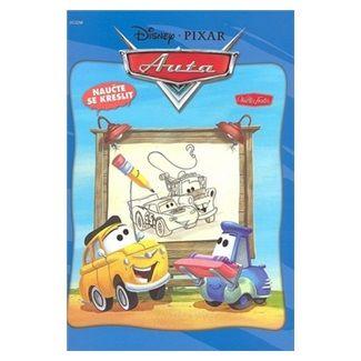Walt Disney: Auta - Naučte se kreslit cena od 66 Kč