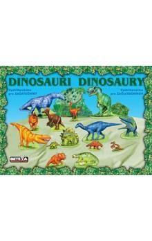 Dinosauři Vystřihovánka pro začátečníky cena od 79 Kč