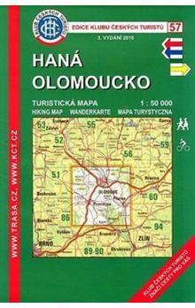 KČT 57 Haná Olomoucko cena od 60 Kč
