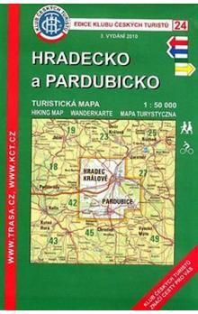 KČT 24 Hradecko a Pardubicko cena od 73 Kč