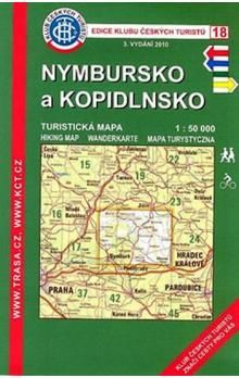KČT 18 Nymburkso a Kopidlnsko cena od 65 Kč
