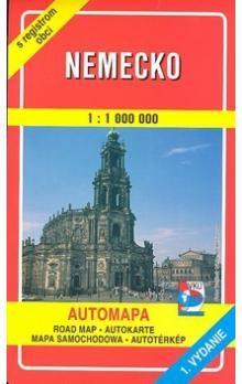 VKÚ Nemecko 1:1 000 000 cena od 38 Kč