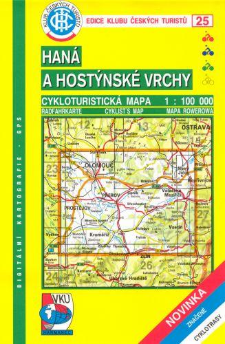 Cabalka Zdeněk Haná a Hostýnské Vrchy cena od 79 Kč