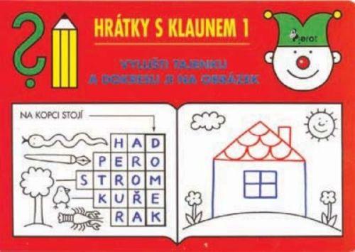 Iva Nováková: Hrátky s klaunem 1 cena od 54 Kč