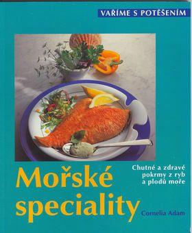 Cornelia Adam: Mořské speciality cena od 32 Kč