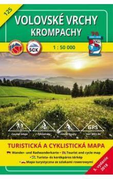 VKÚ Volovské vrchy 1 : 50 000 cena od 79 Kč
