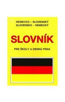 Knižné centrum Nemecko-slovenský, slovensko-nemecký slovník cena od 82 Kč