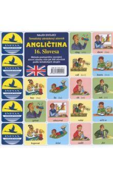 Antonín Šplíchal: Najdi dvojici - Angličtina - 16. Slovesa cena od 24 Kč