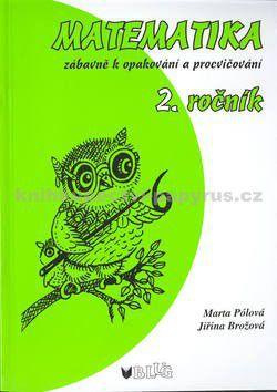 BLUG Matematika 2. ročník cena od 50 Kč