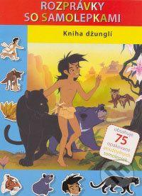 Svojtka Kniha džunglí cena od 50 Kč