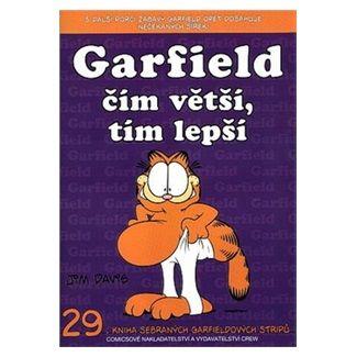 Jim Davis: Garfield - Čím větší, tím lepší cena od 63 Kč