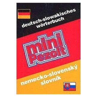 Pavol Zubal: Nemecko-slovenský slovník Deutsch-slowakisches wörterbuch cena od 52 Kč