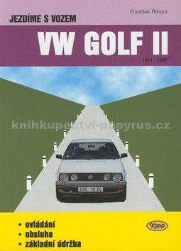 František Řehout: Jezdíme s vozem VW Golf II cena od 79 Kč