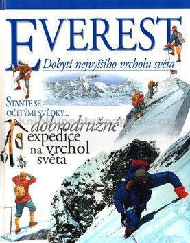 XXL obrazek Richard Platt: Everest /Slovart/