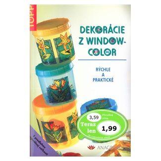 ANAGRAM Dekorácie z windowcolor cena od 42 Kč